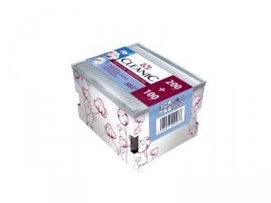 Cleanic Patyczki higieniczne Pudełko kwadratowe 1op.-200 + 100 szt