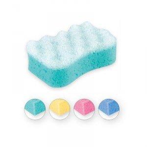 Top Choice Gąbka do kąpieli motyl mix 4 kolorów 30406