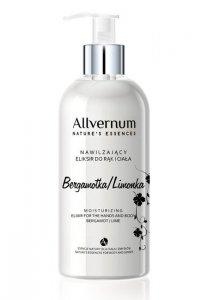 Allvernum Nature's Essences Eliksir do rąk i ciała Bergamotka & Limonka  300ml
