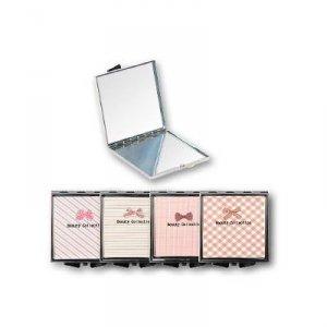Top Choice Beauty Collection Lusterko kieszonkowe kwadrat (85604)  1szt