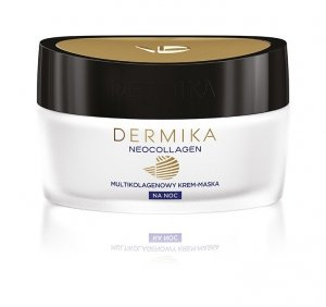 Dermika Neocollagen Krem-maska na noc regenerujący 50ml