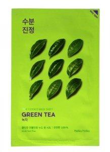 Holika Holika Pure Essence Mask Sheet-Green Tea  1szt