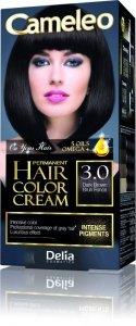 Delia Cosmetics Cameleo HCC Farba permanentna Omega+ nr 3.0  Dark Brown  1op.