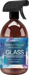 BARWA Perfect House Glass Profesjonalny Płyn do mycia powierzchni szklanych  500ml