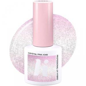 Hi Hybrid Lakier hybrydowy nr 349 Crystal Pink  5ml