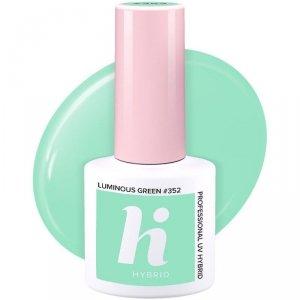 Hi Hybrid Lakier hybrydowy nr 352 Luminous Green  5ml