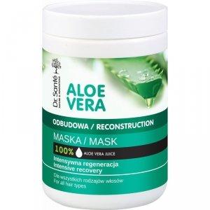 Dr.Sante Aloe Vera Maska do włosów intensywnie regenerująca  1000ml