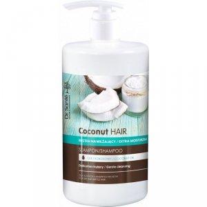 Dr.Sante Coconut Hair Szampon nawilżający do włosów suchych i łamliwych  1000ml