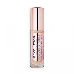 Makeup Revolution, korektor Conceal and Define Concealer C5, 3,4 ml