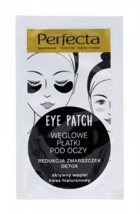 Dax Perfecta Płatki węglowe pod oczy  1 op - 2szt