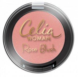Celia Woman Róż do policzków Rose Blush nr 04  2.5g