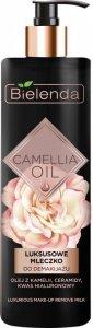 Bielenda Camellia Oil Luksusowe Mleczko do demakijażu  200ml