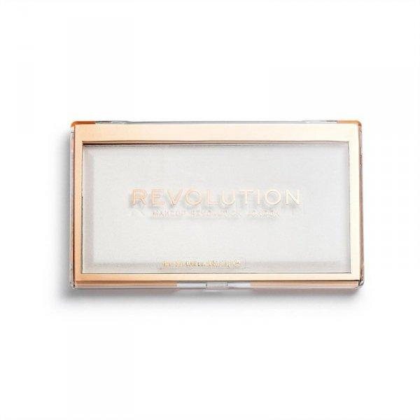Makeup Revolution Puder matujący Matte Base Powder P0, 1 szt.
