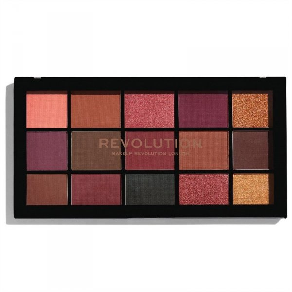 Makeup Revolution Paleta cieni do powiek Reloaded Newtrals 3  1 szt.