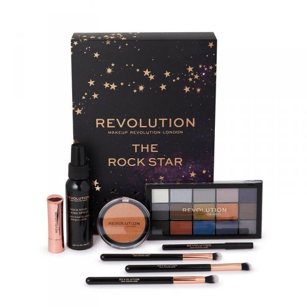 Makeup Revolution Zestaw do makijażu The Rock Star 1szt