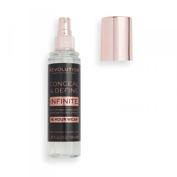 REVOLUTION Fixing Spray Makeup 16H 100ml