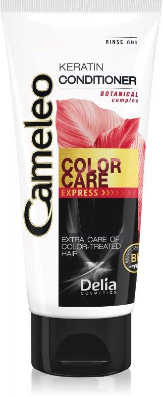 Delia Cosmetics Cameleo Odżywka keratynowa do włosów farbowanych 200ml