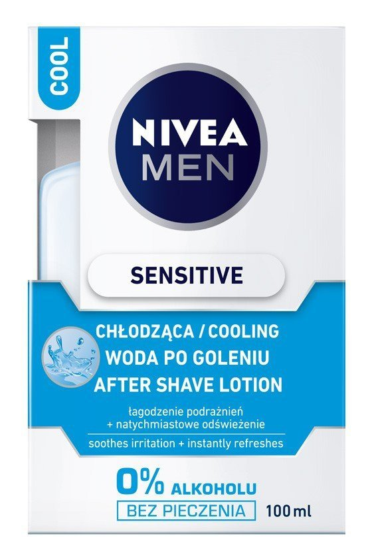 NIVEA MEN Woda po goleniu SENSITIVE COOL