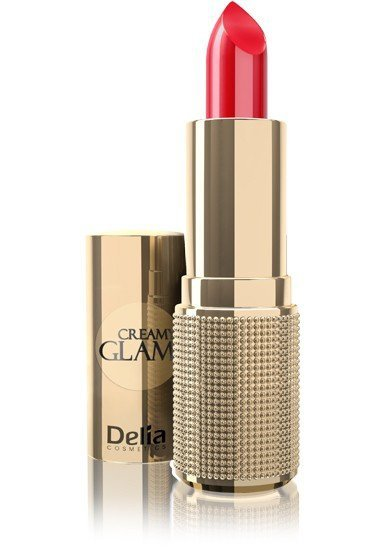 Delia Cosmetics Creamy Glam Pomadka do ust nr 105  4g