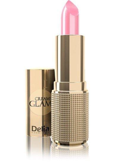 Delia Cosmetics Creamy Glam Pomadka do ust nr 108  4g