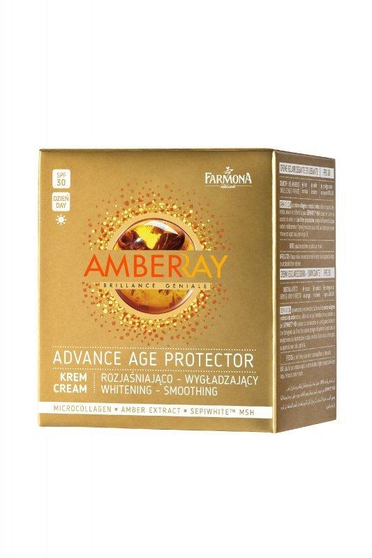 Farmona Amberray Krem rozjaśniająco-wygładzający na dzień  50ml