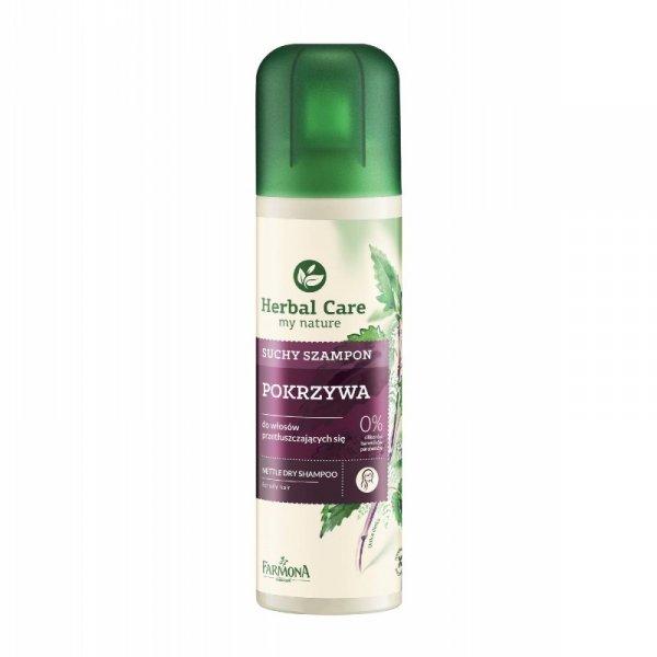 Farmona Herbal Care Pokrzywa Szampon suchy do włosów przetłuszczających się  150ml