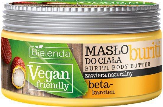 Bielenda Vegan Friendly Masło do ciała Buriti  250ml