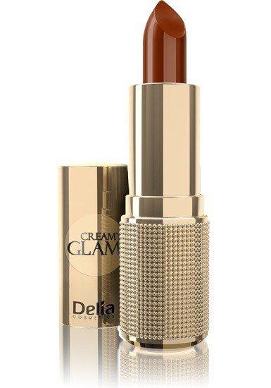Delia Cosmetics Creamy Glam Pomadka do ust nr 112  4g