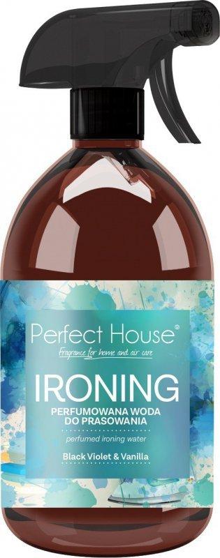 BARWA Perfect House Ironing Perfumowana Woda do prasowania  500ml