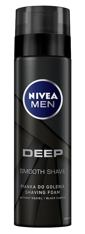 NIVEA MEN Pianka do golenia DEEP  200ml
