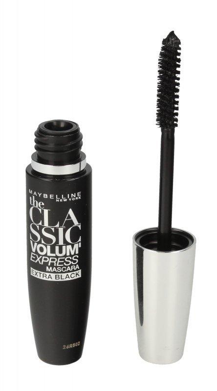 Maybelline Mascara Volume Express Classic Extra Black  10ml