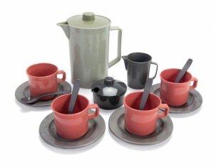 GREEN BEAN Zestaw kawowy z recyklingu