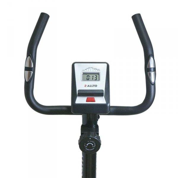 Rower treningowy z magnetycznym obciążeniem i wyświetlaczem funkcji