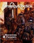 Strategy & Tactics #273 Reichswher & Freikorps