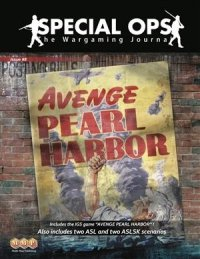 Special Ops Issue #8 - Avenge Pearl Harbor