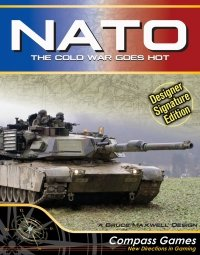 (USZKODZONA) NATO: The Cold War Goes Hot – Designer Signature Edition
