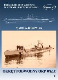 Okręt podwodny ORP Wilk