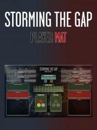 World At War 85 Storming the Gap Neoprene Player Mat