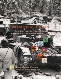 Winter Fury: The Battle of Tolvajärvi 1939