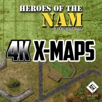 LnLT: Heroes of the Nam: 4K X-Maps