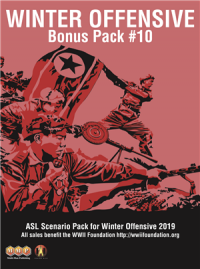 ASL Winter Offensive Bonus Pack 2019 #10