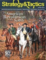 Strategy & Tactics #304 The American Revolution in the South