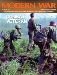 Modern War #31 Combat Veteran