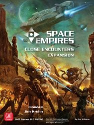 Space Empires: Close Encounters, 2nd Printing