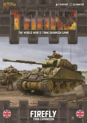 Tanks: Sherman Firefly Exp.