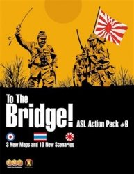 ASL Action Pack 9: To The Bridge