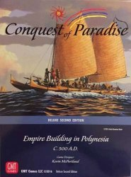 Conquest of Paradise Delux 2nd Ed.