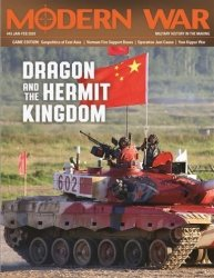 Modern War #45 The Dragon and Hermit Kingdom