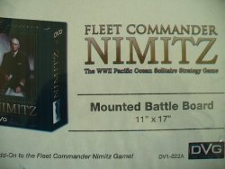 FC: Nimitz Mounted Battle Board