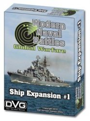 Modern Naval Battles - Global Warfare - Ship Expansion #1